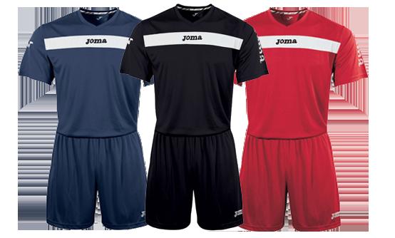 Футбольная форма Joma